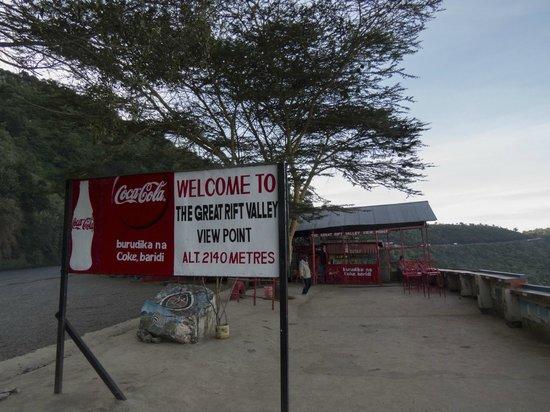 Kenya Incentive Tours & Safaris - Day Tours : View point