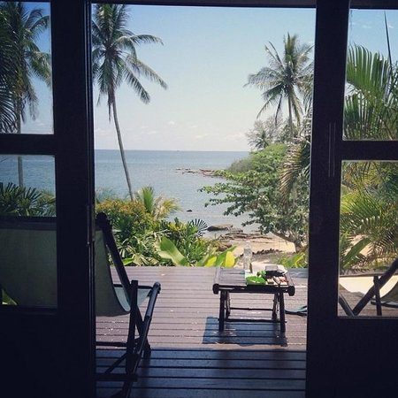 Shantaa Koh Kood : The view from our room in villa one!