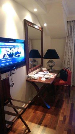 Sokos Hotel Olympia Garden: Номер