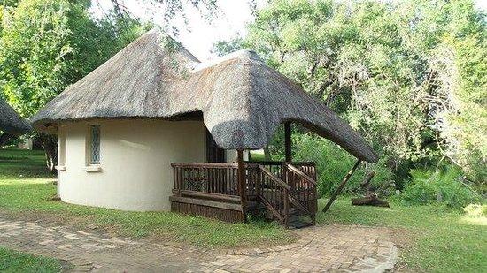 Chobe Safari Lodge : номер