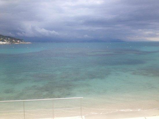 Le Sentier du Littoral, Cap d'Antibes : .