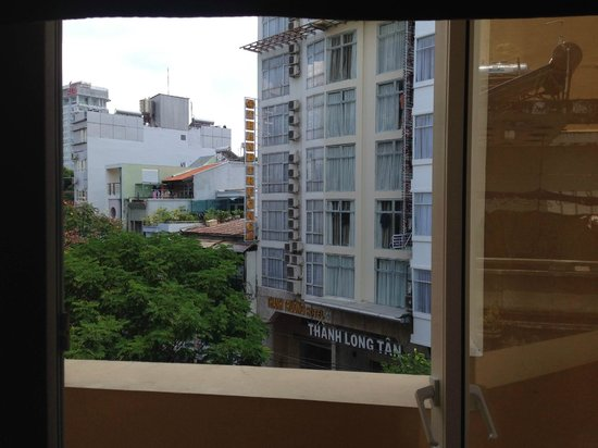 Little Saigon Corner Boutique Hotel: view