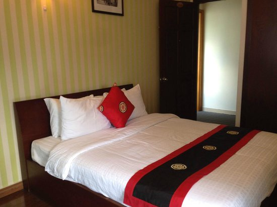 Little Saigon Corner Boutique Hotel: room
