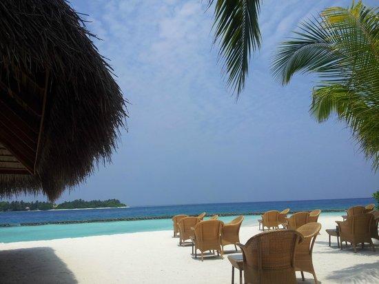 Kuramathi Island Resort: Paraíso