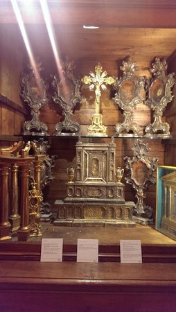 Santuario Basilica La Consolata : Reliquiario