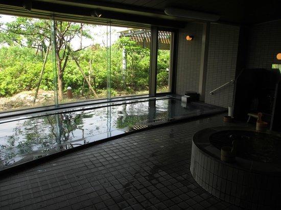 Agora Fukuoka Hilltop Hotel & Spa: 男性浴場