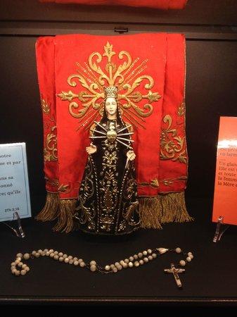 Monastere de Cimiez: Сокровища