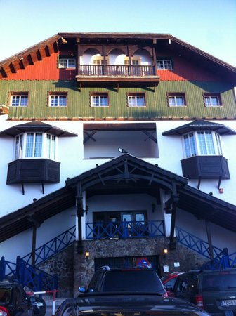 Hotel GHM Monachil: GHM Sierra Nevada
