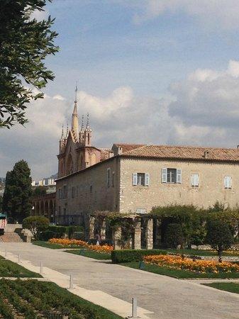 Monastere de Cimiez: Монастырь