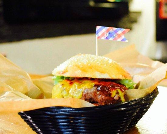 Le Burger Bar : Le classic!!!