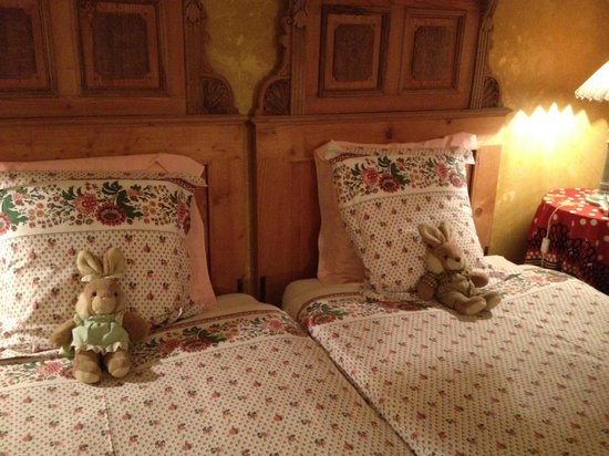 Home Fleuri: Easter Bunny Beds
