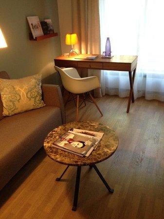 Hotel&Villa Auersperg : My room