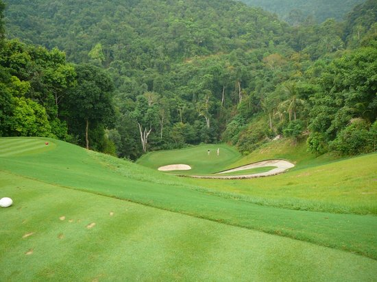 Santiburi Samui Country Club: Par 3.