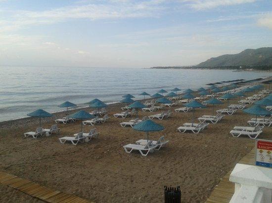 SENTIDO Sultan Beldibi : plage