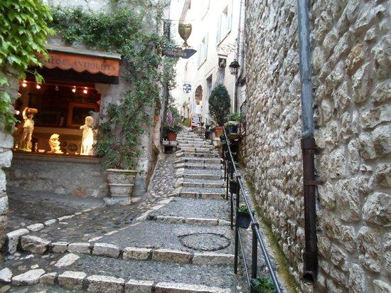 Saint-Paul de Vence : Stradine