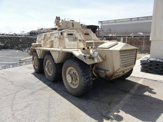Battlefield Vegas: An APC
