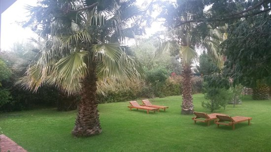 Saxe-Coburg Lodge: A secret garden