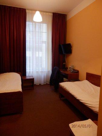 Hotel Lothus: Disposición de las camas
