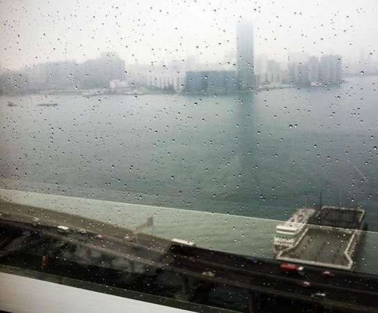 Ibis Hong Kong North Point : harbour view