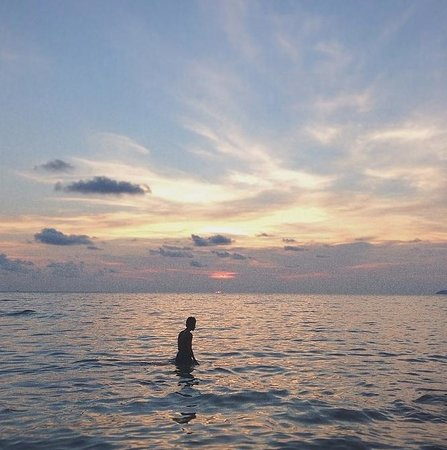 Shantaa Koh Kood : Crazy beautiful sunsets, everyday!