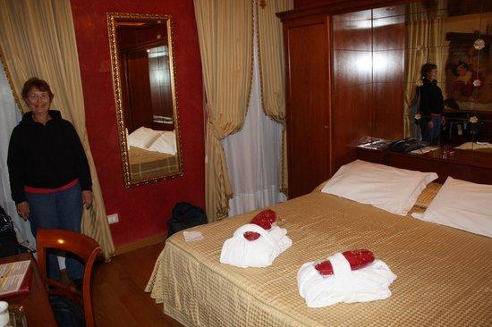 Locanda Orseolo: Our room