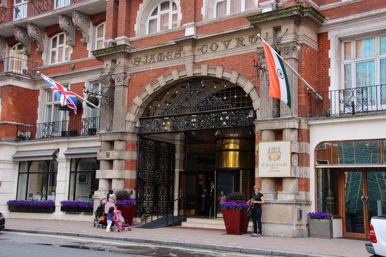Taj Hotel Buckingham Gate London