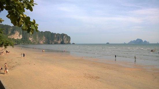 Phra Nang Inn: Ao Nang beach