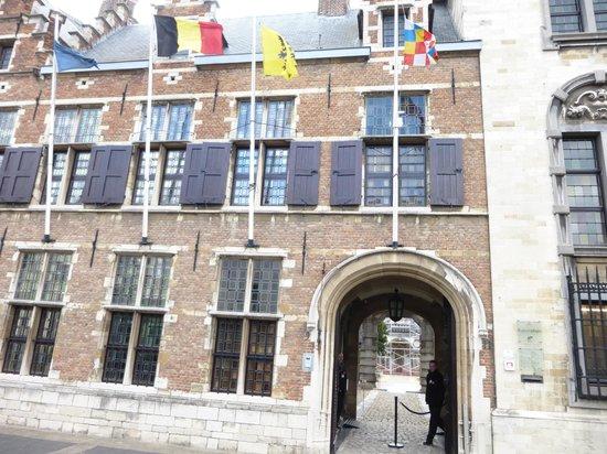 Rubens House (Rubenshuis): 正門