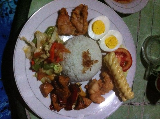Warung Boni : For those who want to try a bit of everything