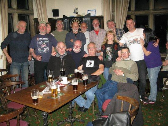 Clennell Hall Hotel: MZ Riders Club