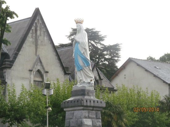 Grotte de Lourdes : Immacolata Concezione