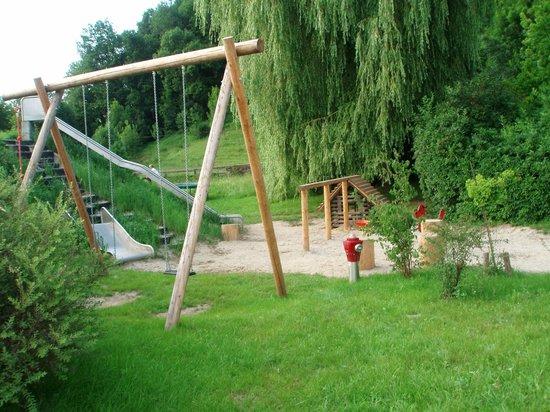 Fischerstueberl: Spielplatz