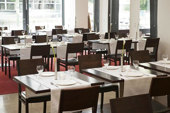 NH Berlin City West: Restaurant
