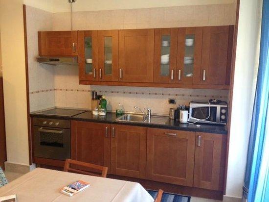 Lux Appartamenti: Cuisine équipée/Salle à manger