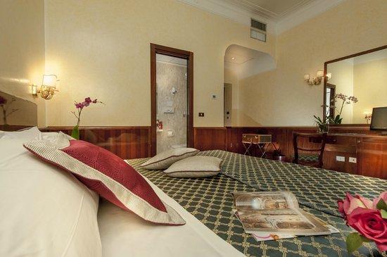 Hotel Nord Nuova Roma: Double Room