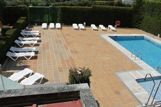 Hotel Susuqui: Zona piscina