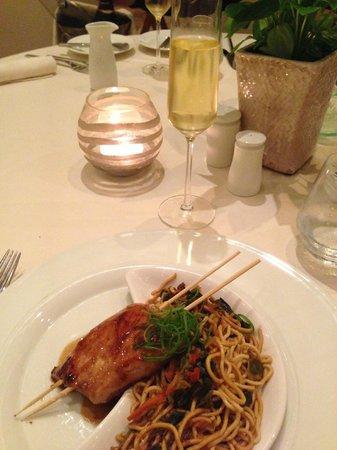 Porto Sani: Artemis-Restaurant
