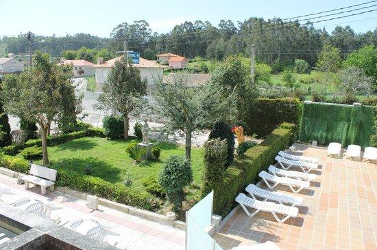 Hotel Susuqui: Jardin