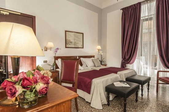 Hotel Nord Nuova Roma: Twin Bed Room