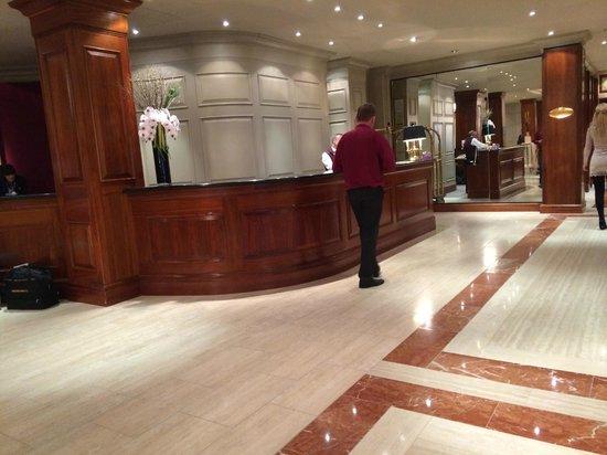 The Westbury : Reception