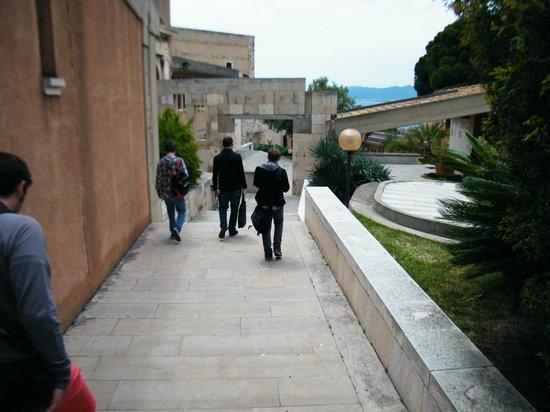 Cittadella dei Musei di Cagliari (esterno)