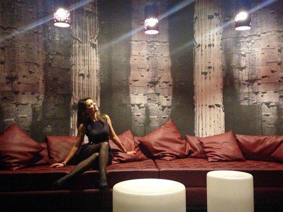 Elle Restaurant: A Elle, Via Veneto