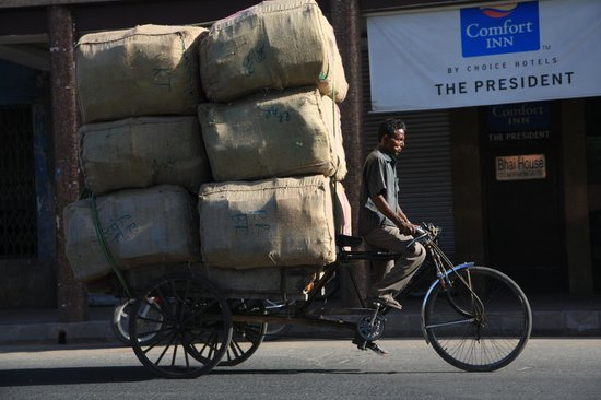When In India Tours: Delivery