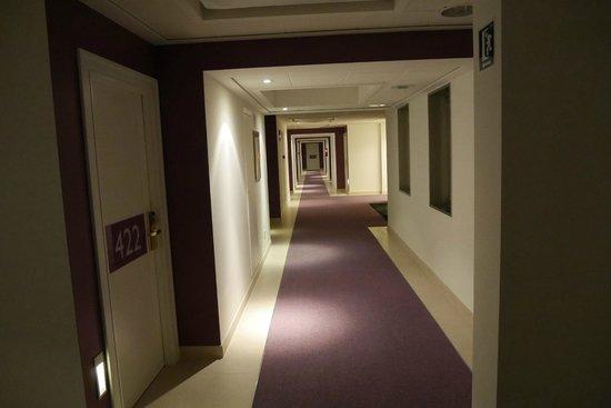 Hotel Torre del Mar : Pasillos