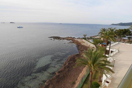 Hotel Torre del Mar : Vistas