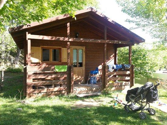 Camping-Bungalow la Vall de Campmajor