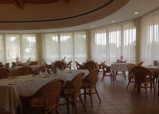 Hunguest Hotel Pelion: основной ресторан