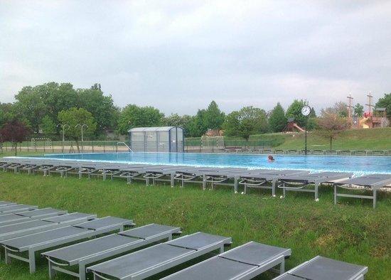 Hunguest Hotel Pelion: Плавательный бассейн