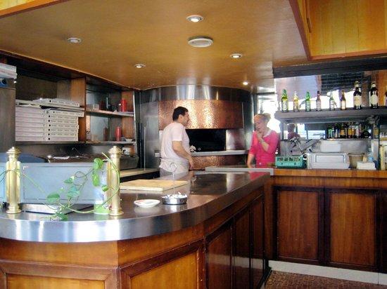 Pizzeria Grand'Italia : Il pizzaiolo