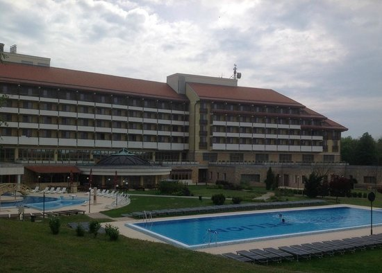 Hunguest Hotel Pelion: Вид на отель